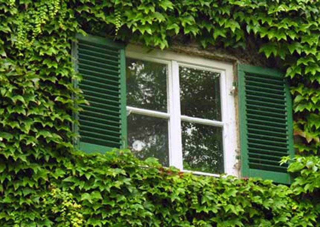 klappladen Schiebeladen Fensterladen