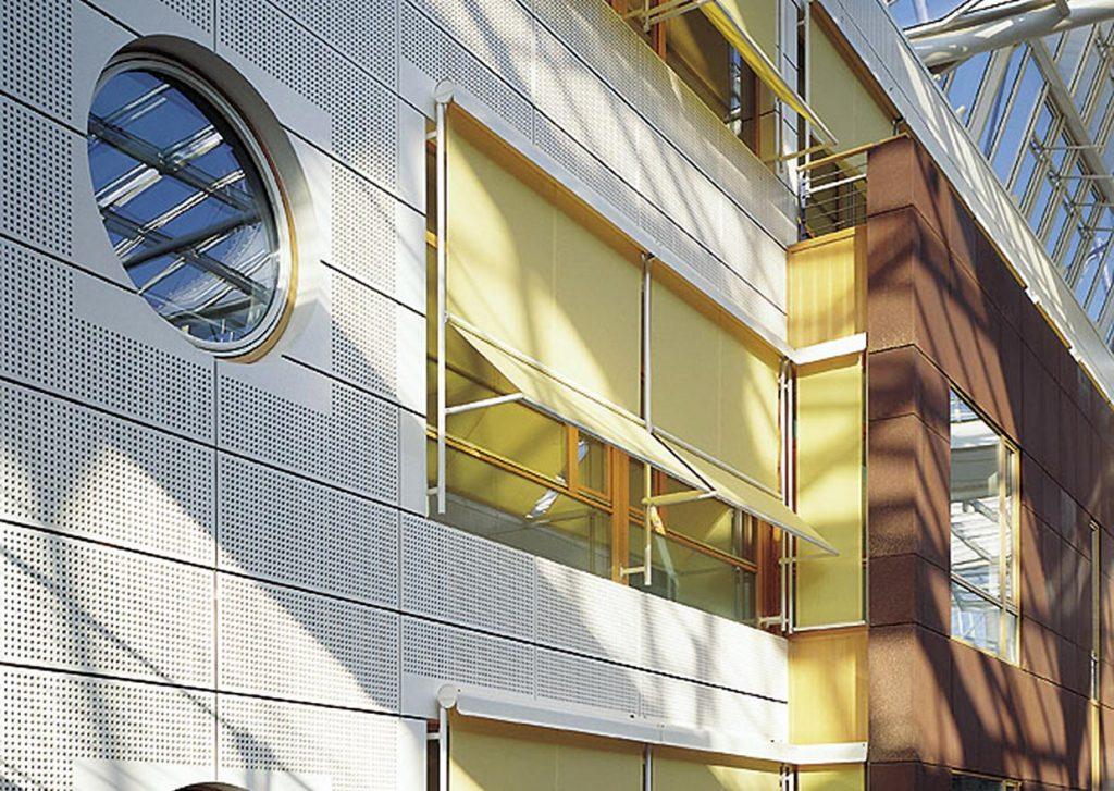 Fenstermarkisen Reutlingen Tübingen Somfy Warema ROMA